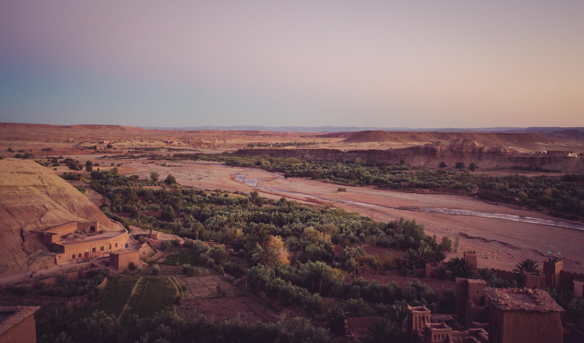 Ait Ben Haddou - Marokko