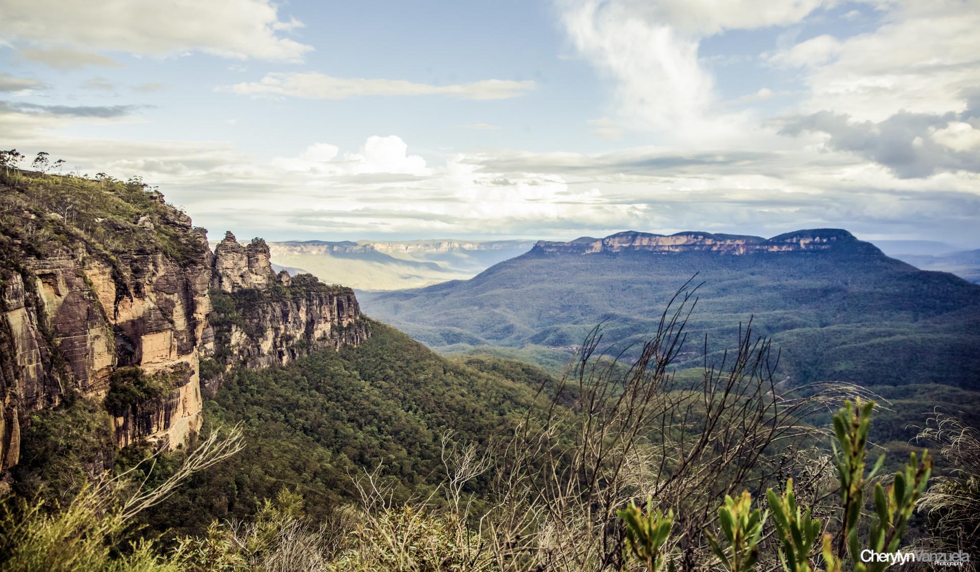 Bluemountains - Australien
